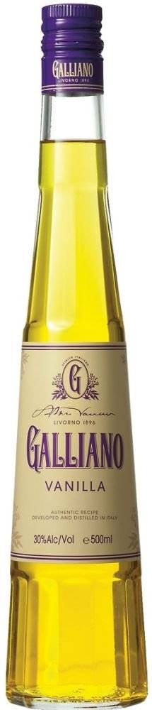 Galliano Galliano Vanilla 0,5l 30%