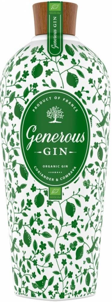 Odevie SAS Generous Organic Gin 0,7l 44%
