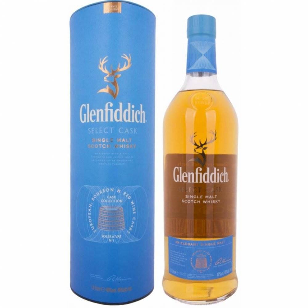 Glenfiddich Glenfiddich Cask Collection Select Cask 1l 40%