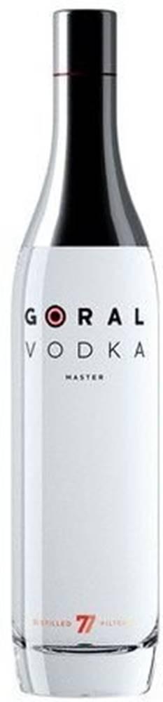 Goral Goral Vodka Master 0,7l 40%