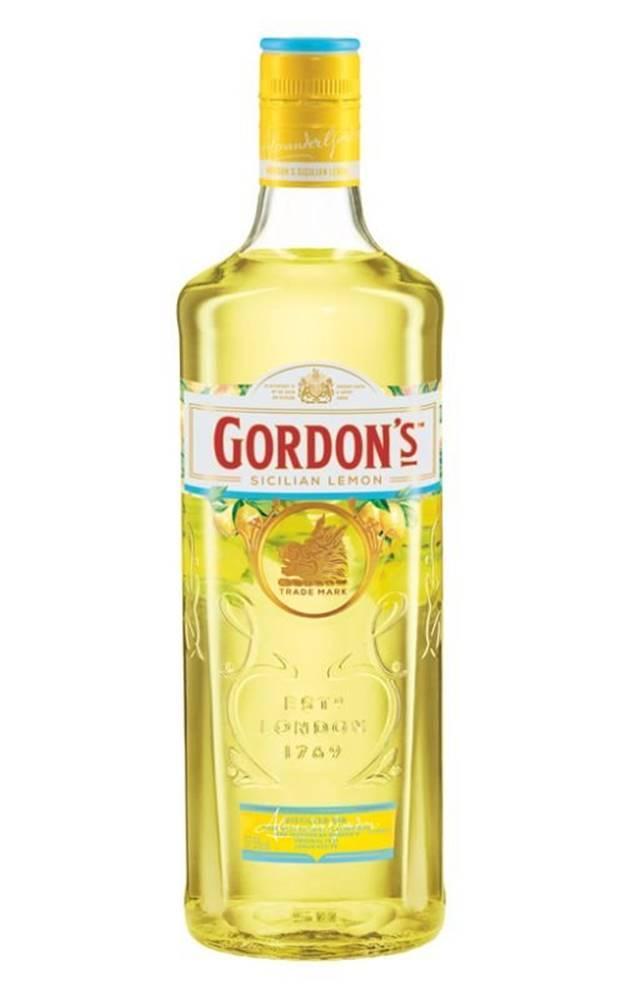 Gordon's Sicilian Lemon 0,7...