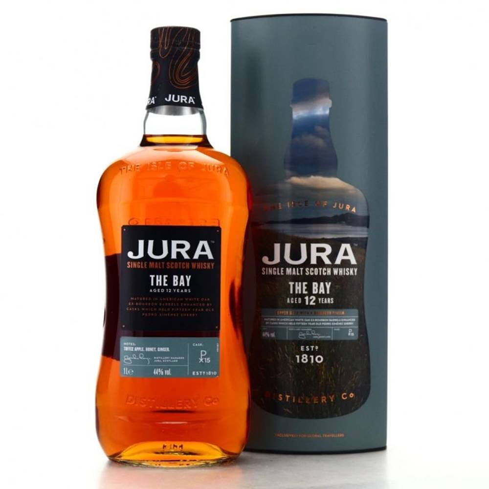 Isle of Jura Isle of Jura The Bay 12y 1l 44% Tuba