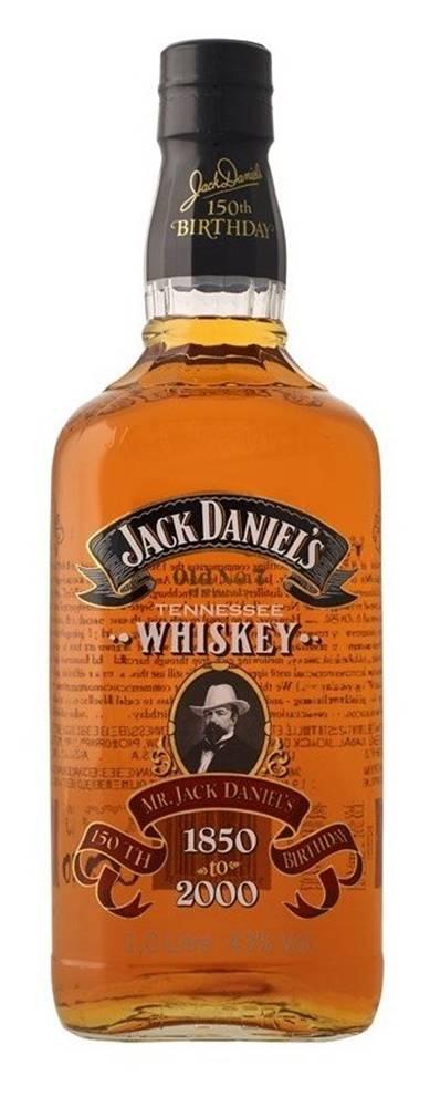 Jack Daniel's Jack Daniel's 1850 to 2000 1l 43%