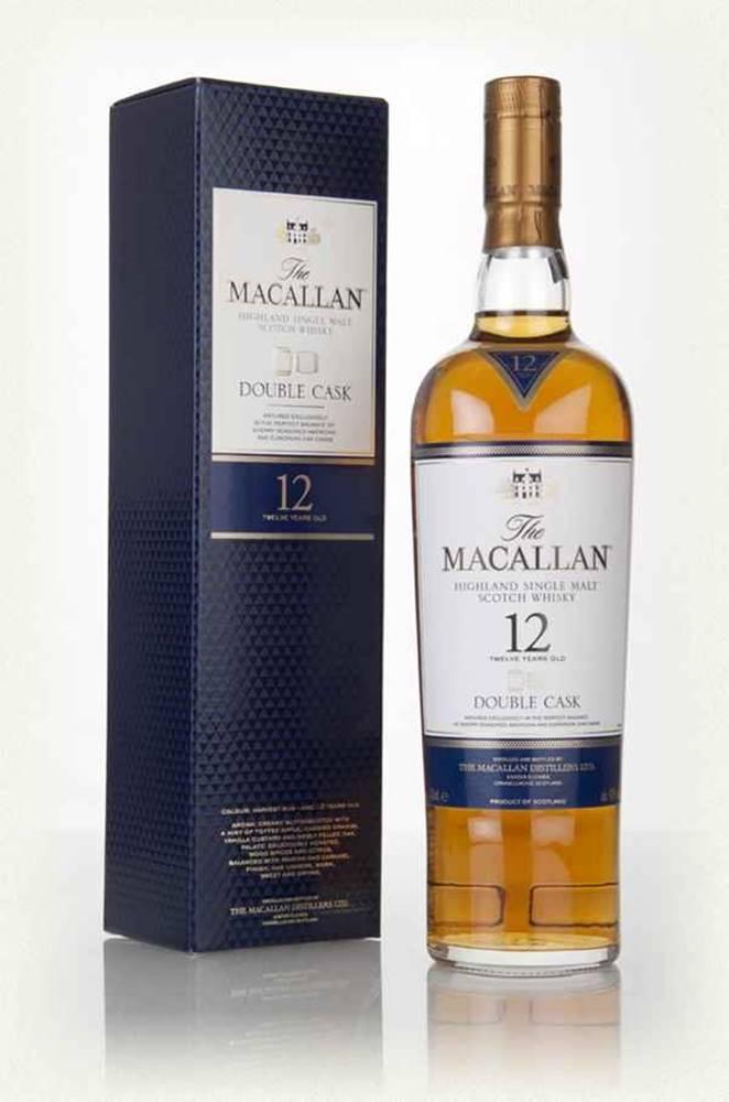 Macallan Double Cask 12y 0,...