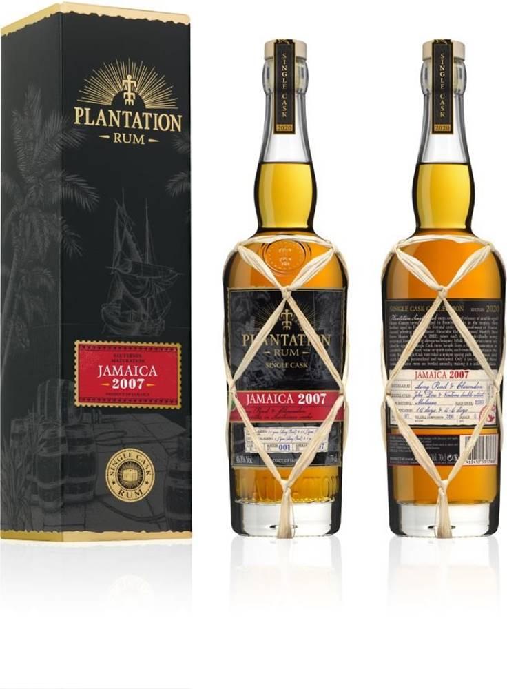 Plantation Rum Plantation Jamaica 13y 2007 0,7l 46,8% GB L.E. / Rok lahvování 2020