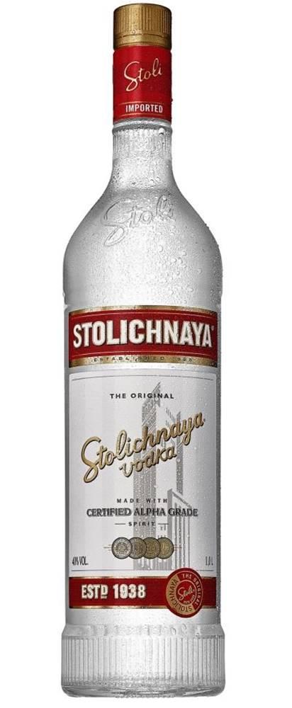 Stolichnaya vodka 1l 40%