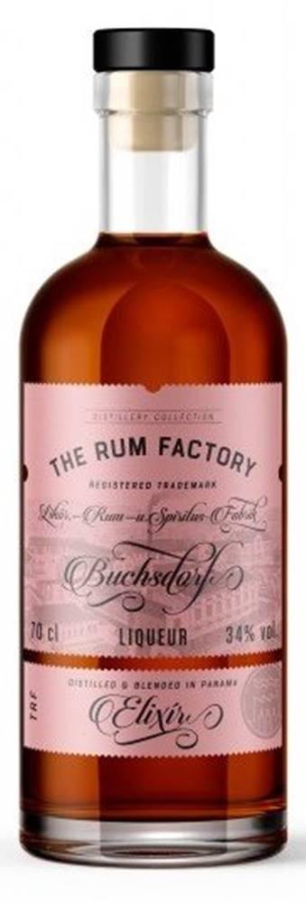 Bodegas de America The Rum Factory Elixír 7y 0,7l 34%