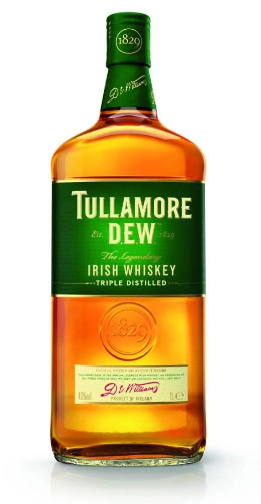 Tullamore Dew Tullamore Dew 1l 40%