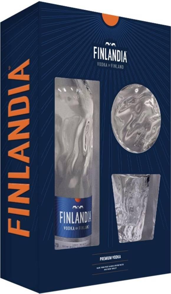 Vodka Finlandia 0,7l 40% + ...