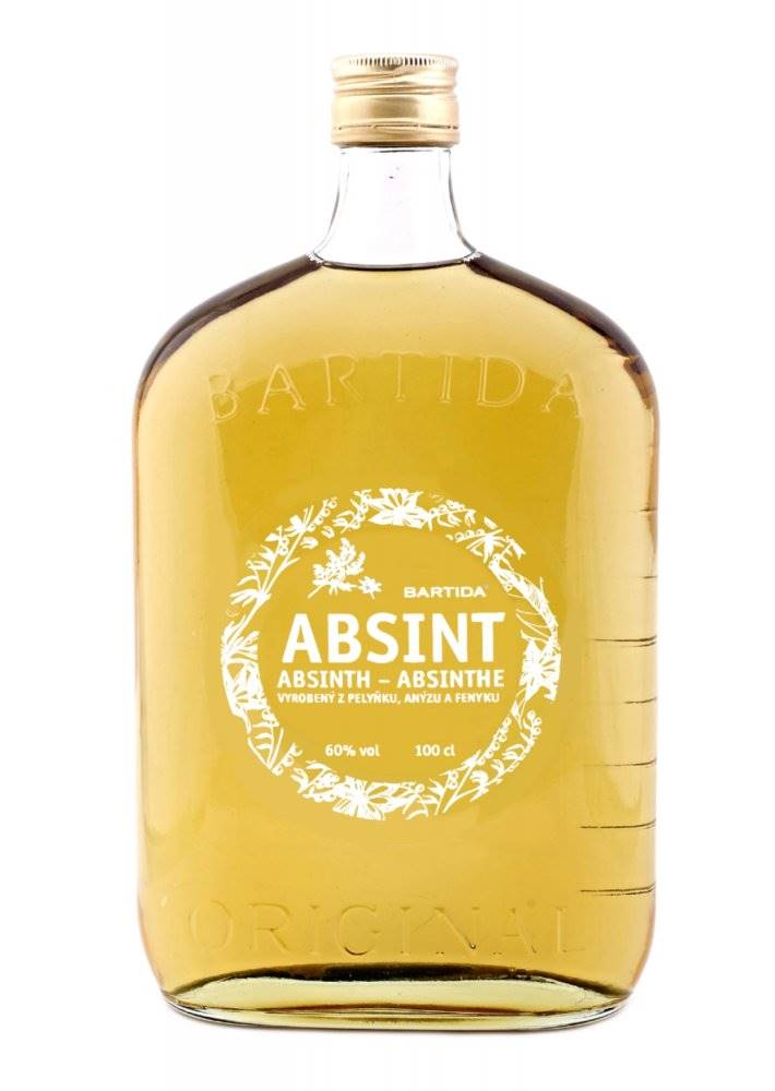 Bartida Original Bartida Absinth 1l 60%