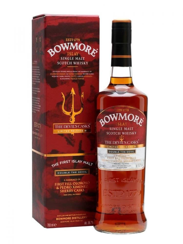 Bowmore Bowmore The Devil's Casks 0,7l 56,7%