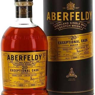 Aberfeldy Double Cask Exceptional Casks 20y 0,7l 54% GB L.E.