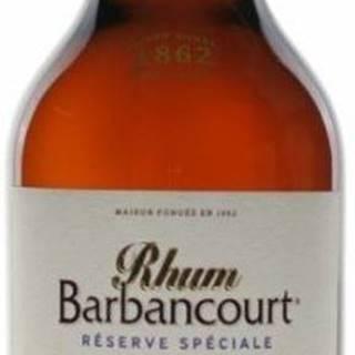 Barbancourt 8y 0,7l 43%