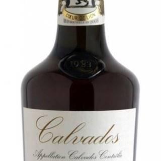 Calvados Christian Drouin Millesime 1960 0,7l 42%