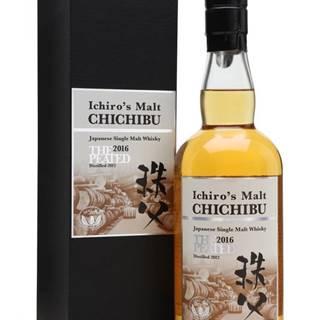 Chichibu The Peated Whisky 2012 0,7l 54,5% / Rok lahvování 2016