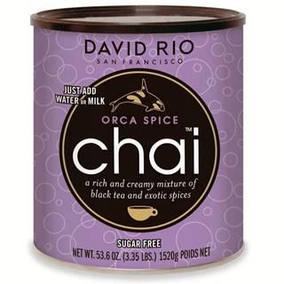 David Rio Orca Spice SUGARFREE Chai 1520g