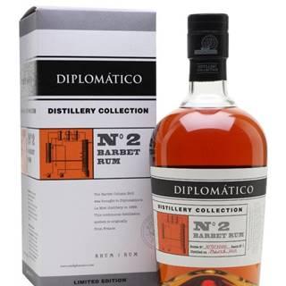 Diplomatico No. 2 Barbet Rum Distillery Collection 4y 2013 0,7l 47% L.E. / Rok lahvování 2017