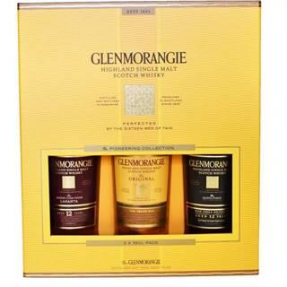 Glenmorangie Pack 3×0,35l