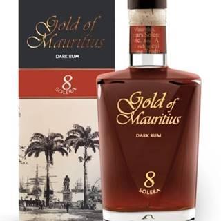 Gold Of Mauritius Solera 8 8y 0,7l 40% GB