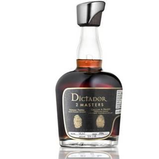 Rum Dictador 2 Masters Glenfarclas 44y 1974 0,7l 43,4% / Rok lahvování 2019
