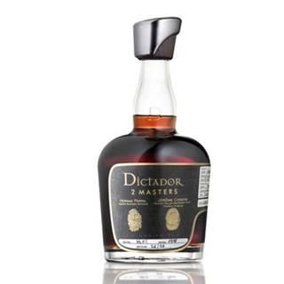 Rum Dictador 2 Masters Leclerc Briant 39y 1982 0,7l 41,2% / Rok lahvování 2019