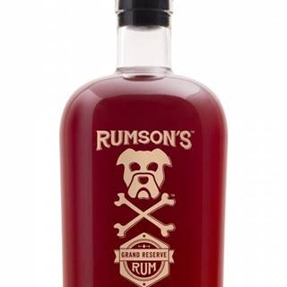 Rumson's Grand Reserve Rum 0,75l 40%