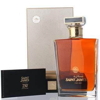 Saint James 250th Anniversary Decanter 0,7l 43% L.E.
