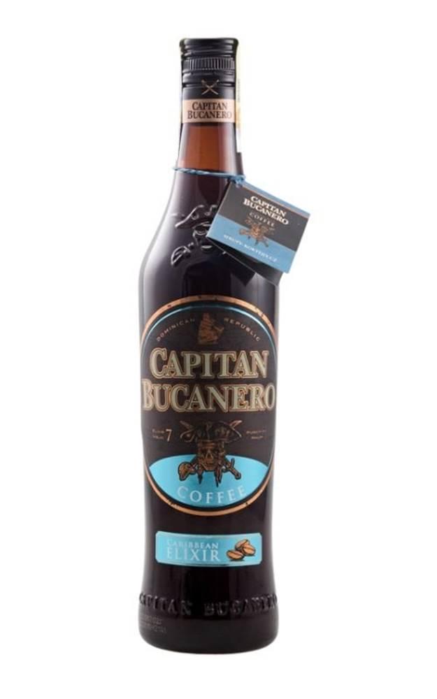 Bucanero Capitan Bucanero Coffee Elixir 7y 0,7l 34%