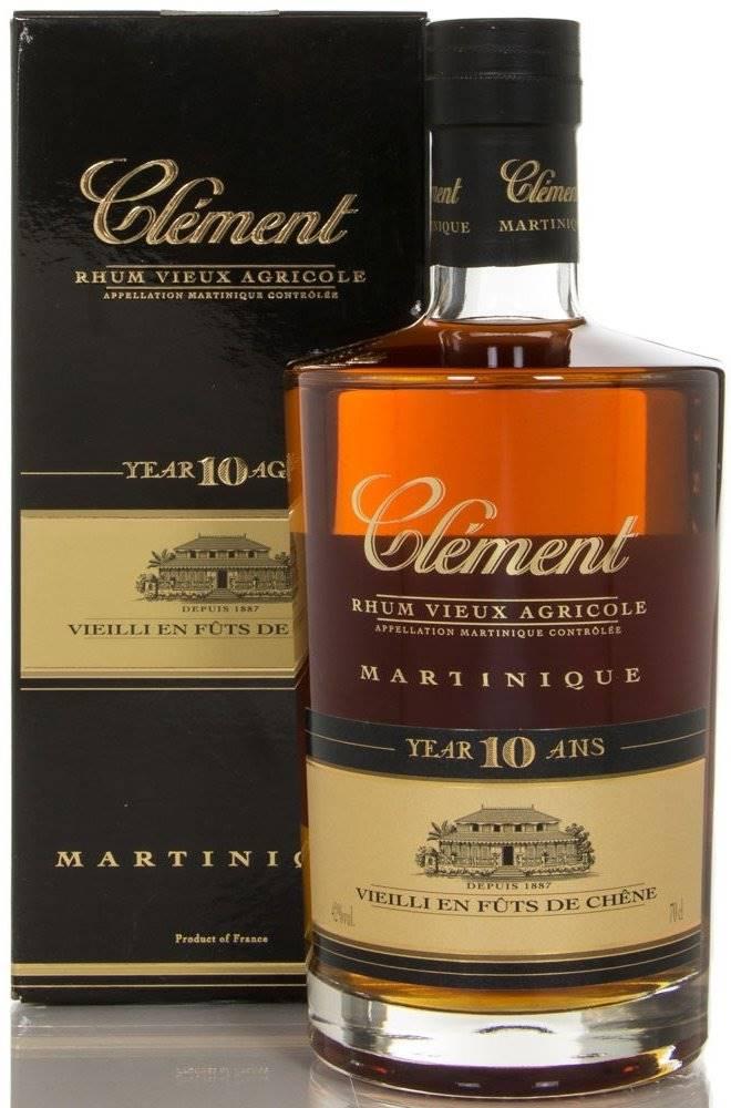 Clement 10y 0,7l 42%