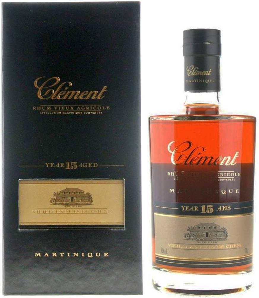 Clement Clement 15y 0,7l 42%