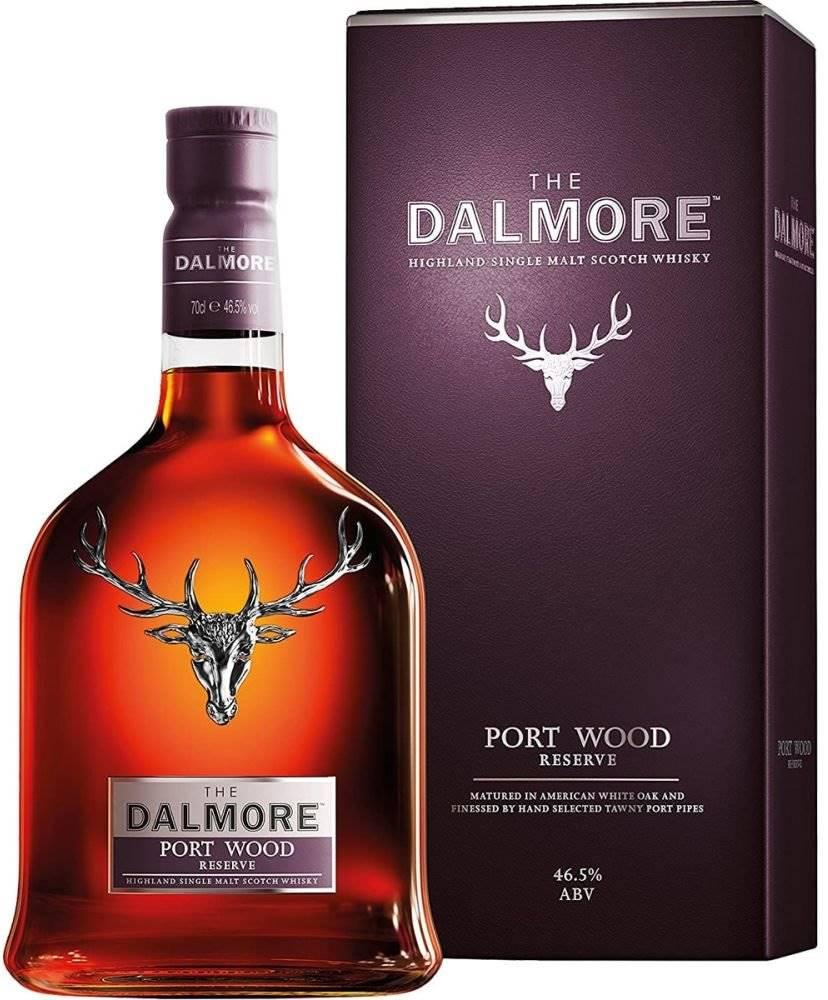 Dalmore Dalmore Port Wood 0,7l 46,5% GB