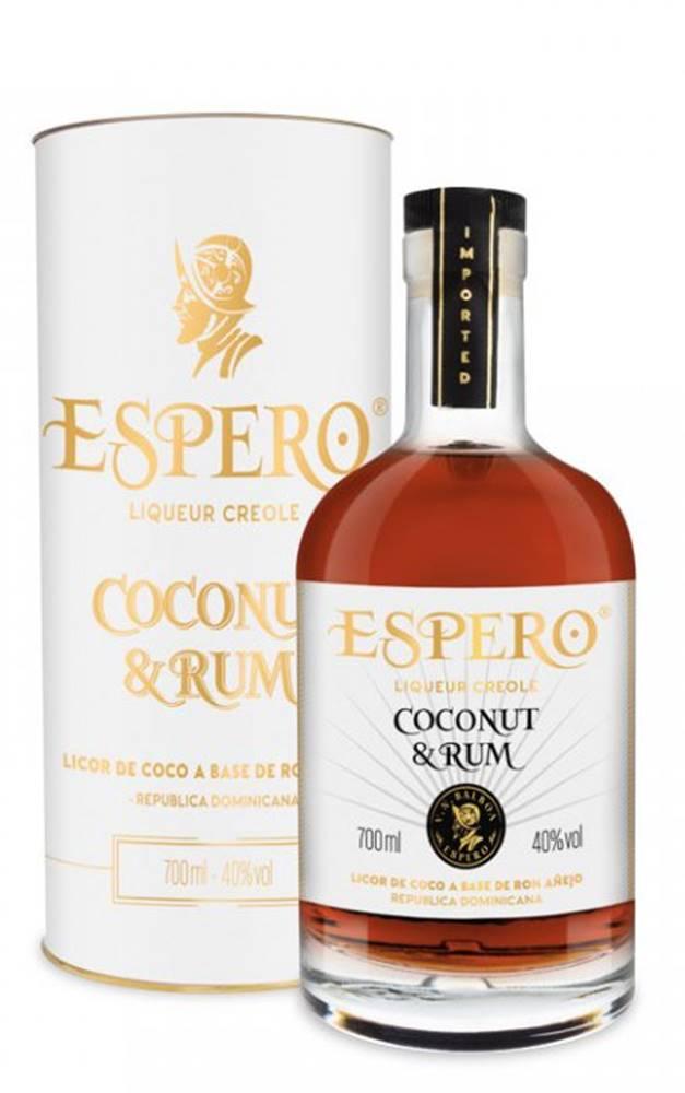 Espero Coconut & Rum 0,7l 4...