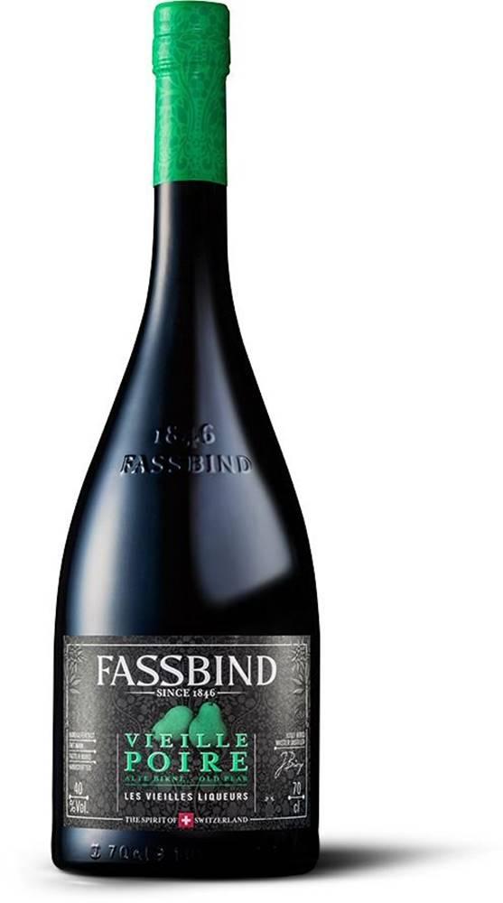 Fassbind Fassbind Vieille Poire 0,7l 40%