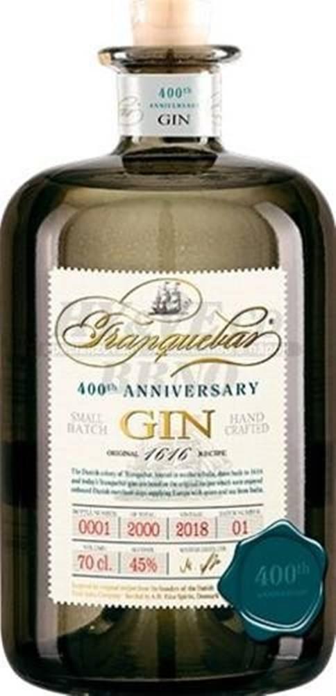 Gin Tranquebar 400th Annive...