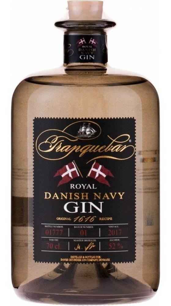 Gin Tranquebar Royal Danish...