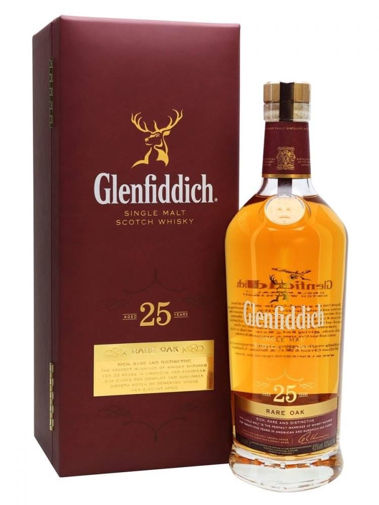 Glenfiddich Glenfiddich Rare Oak 25y 0,7l 43%