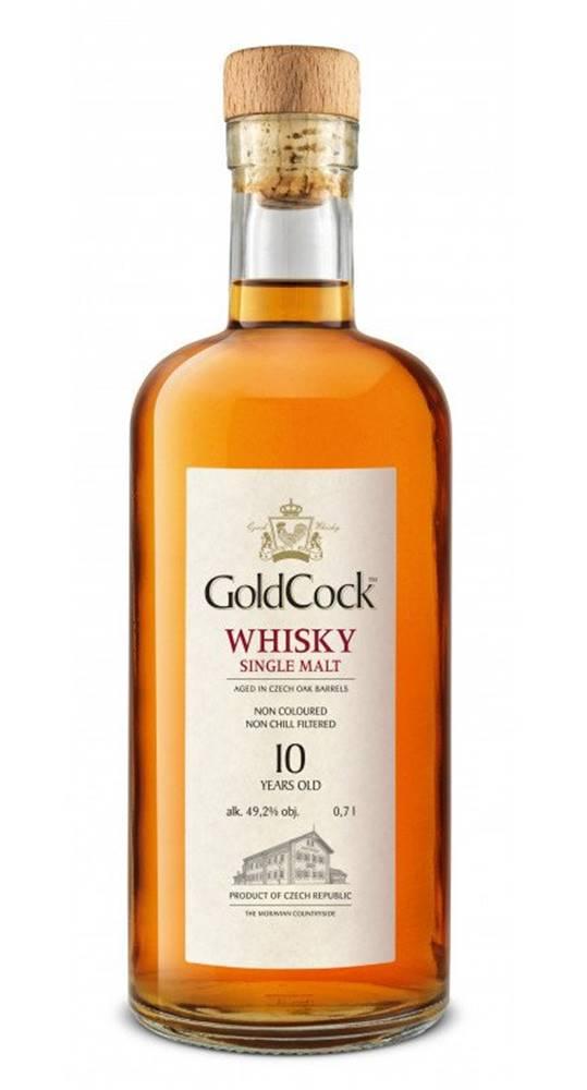 Rudolf Jelínek Gold Cock 10y 0,7l 49,2%
