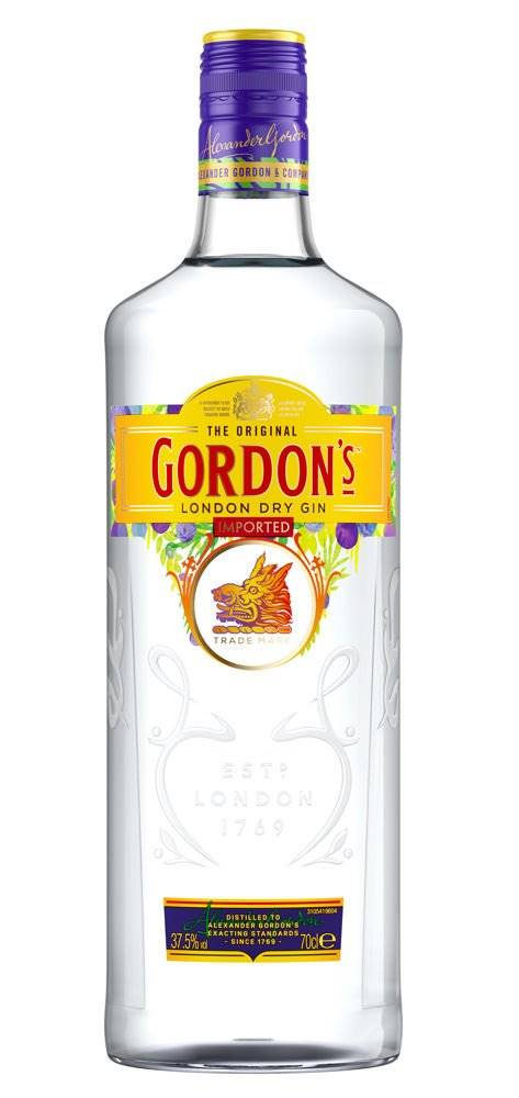 Gordon's gin 0,7l 37,5%