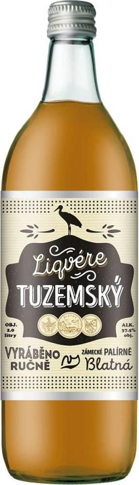 Lihovar Blatná Liqvére Tuzemský 2l 37,5%