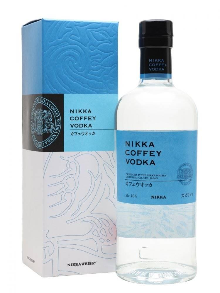 Nikka Nikka Coffey Vodka 0,7l 40%