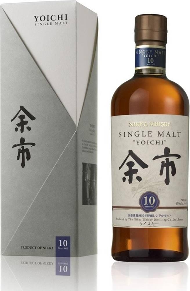 Nikka Yoichi 10y 0,7l 45%