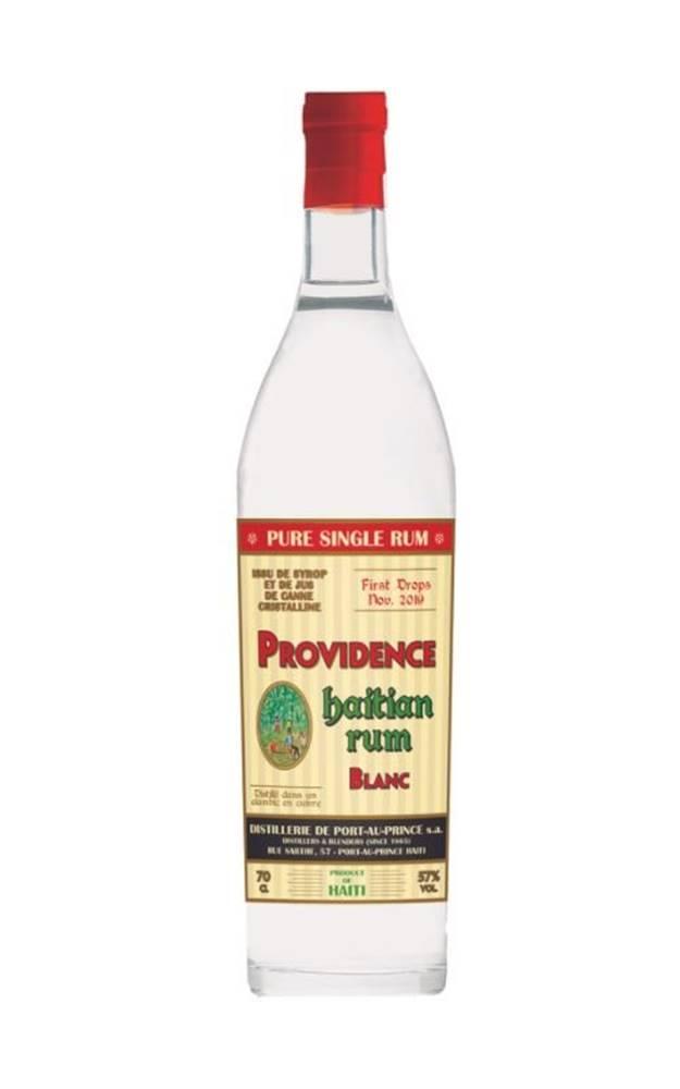 Zubrowka Providence Blanc Rum 0,7l 57%