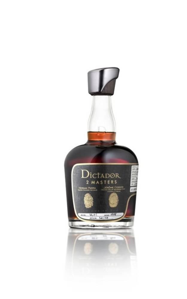 Dictador Rum Dictador 2 Masters Leclerc Briant 39y 1982 0,7l 41,2% / Rok lahvování 2019