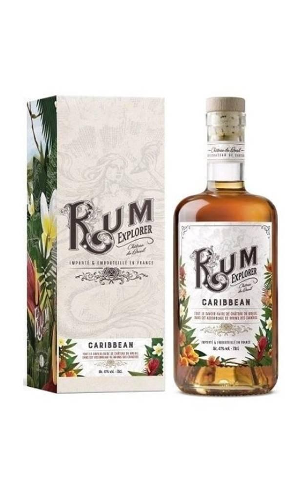 Žufánek Rum Explorer Caribbean 5y 0,7l 41%