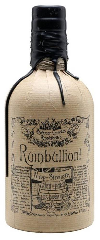 Rumbullion Navy Strength 0,...