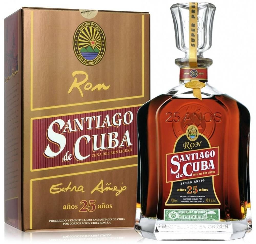 Santiago De Cuba 25y 0,7l 4...