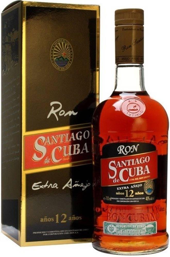 Santiago De Cuba Extra Anej...