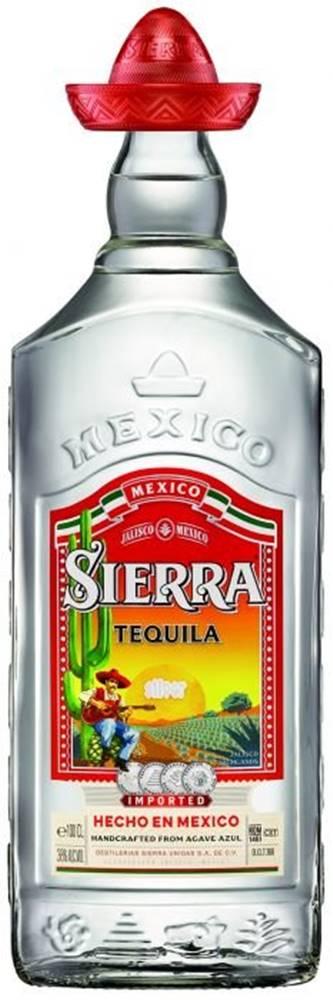 Sierra Sierra Tequila Silver 0,7l 38%