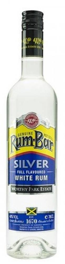 Worthy Park  Rum-Bar Silver...