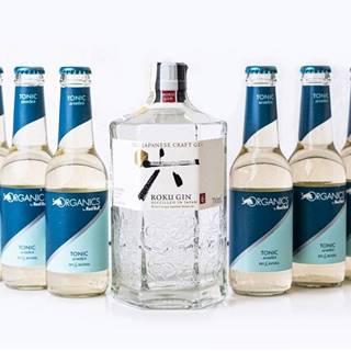 Roku Gin 0,7l + 6x Tonic